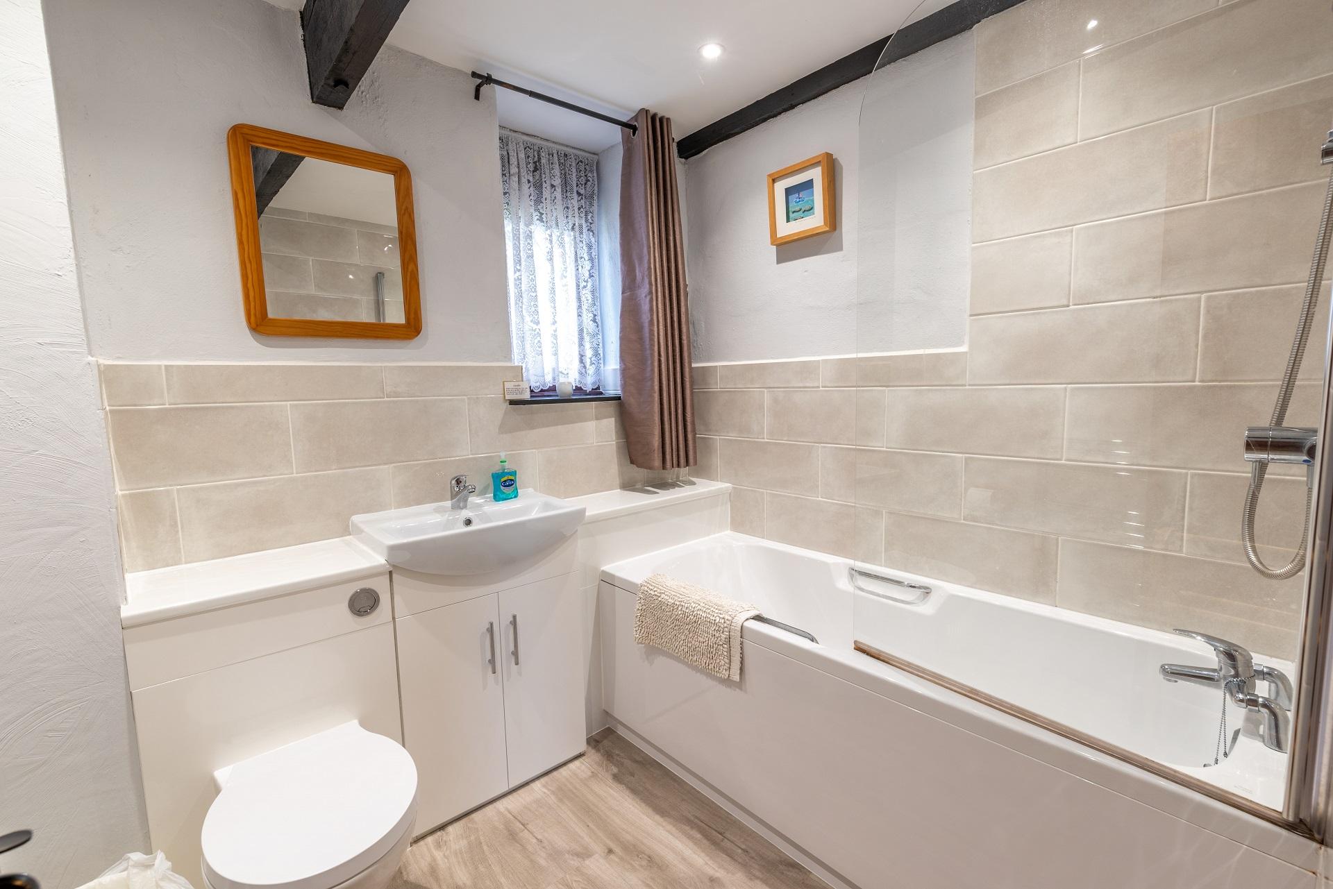 Byre Cottage Bathroom