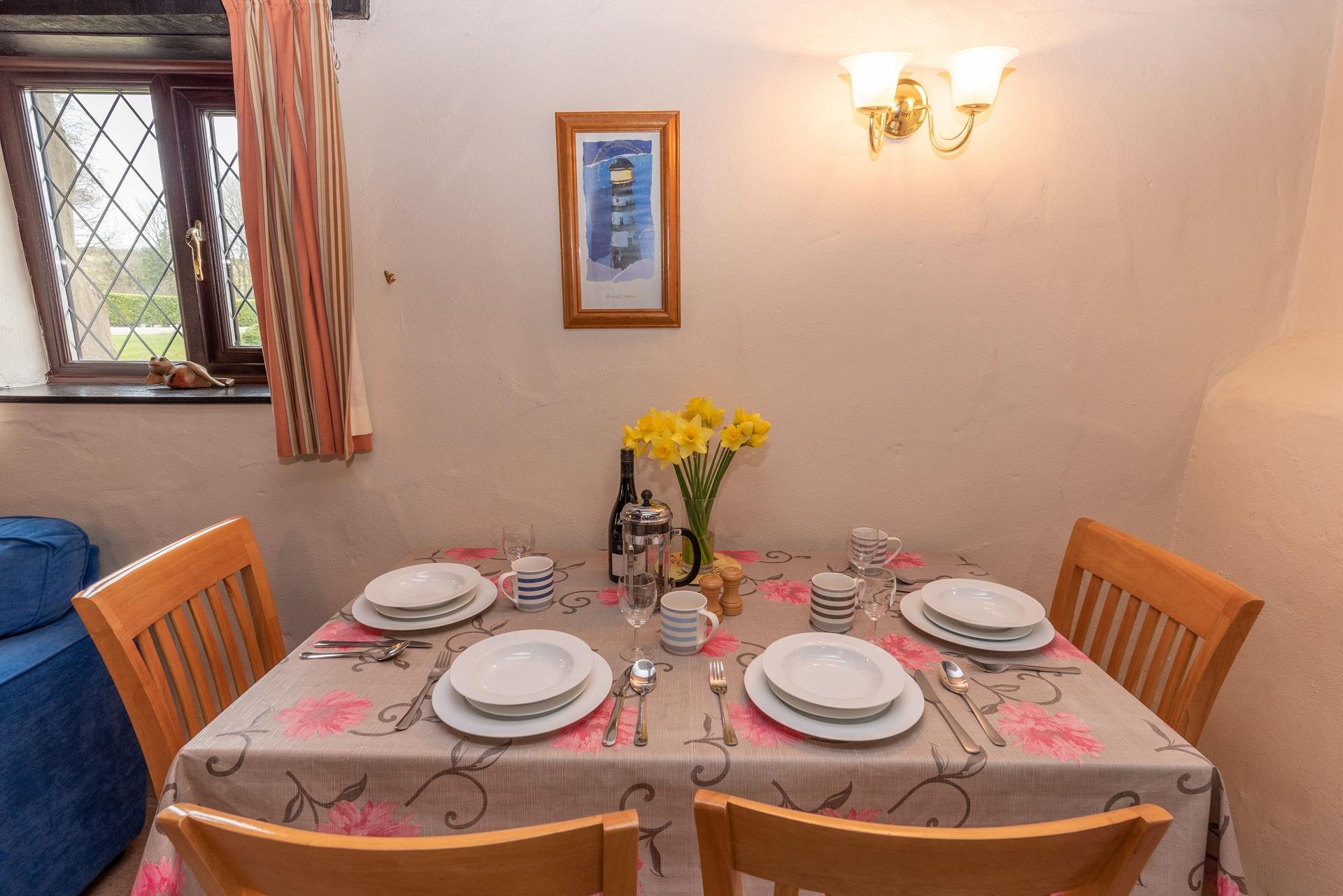 Byre Cottage Lounge Kitchen Diner 3