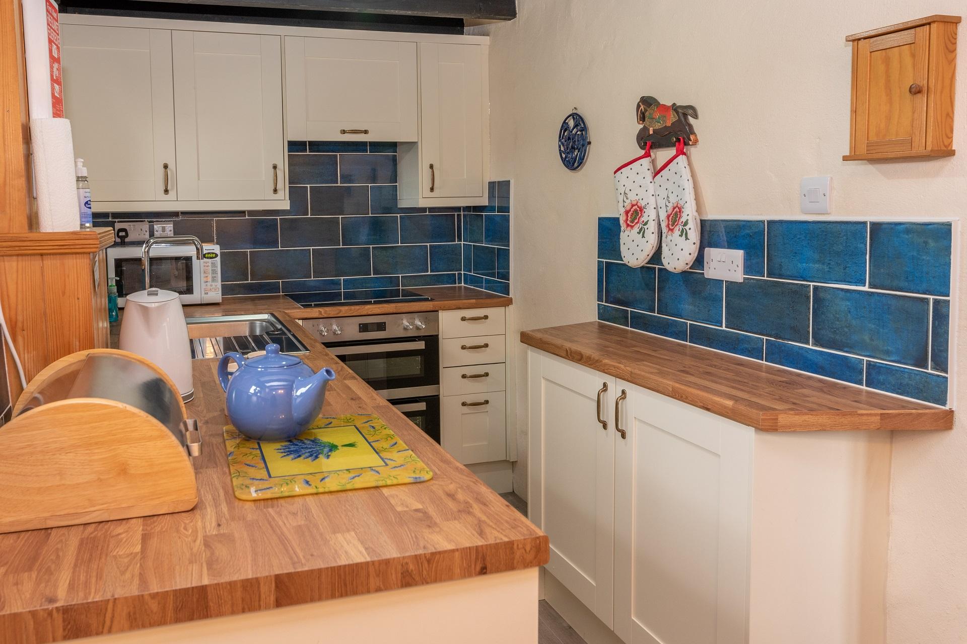 Byre Cottage Lounge Kitchen Diner 4