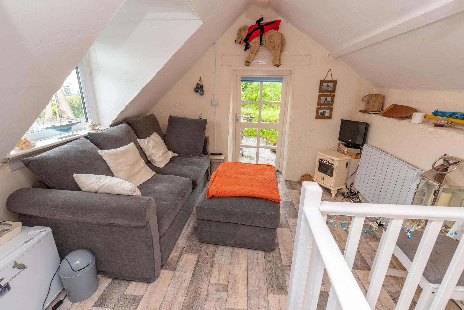Chich Cottage Bedroom 4