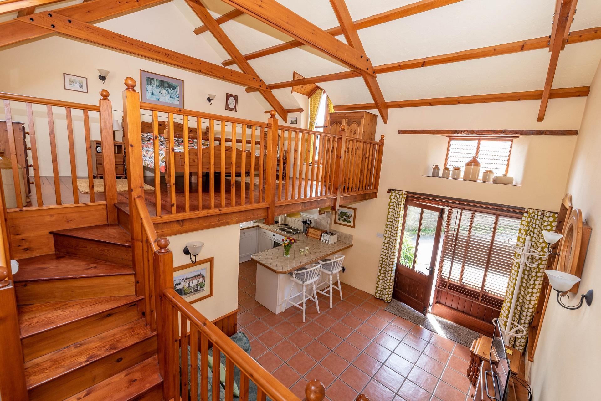 Billygoldsworthy Lounge Kitchen Bedroom