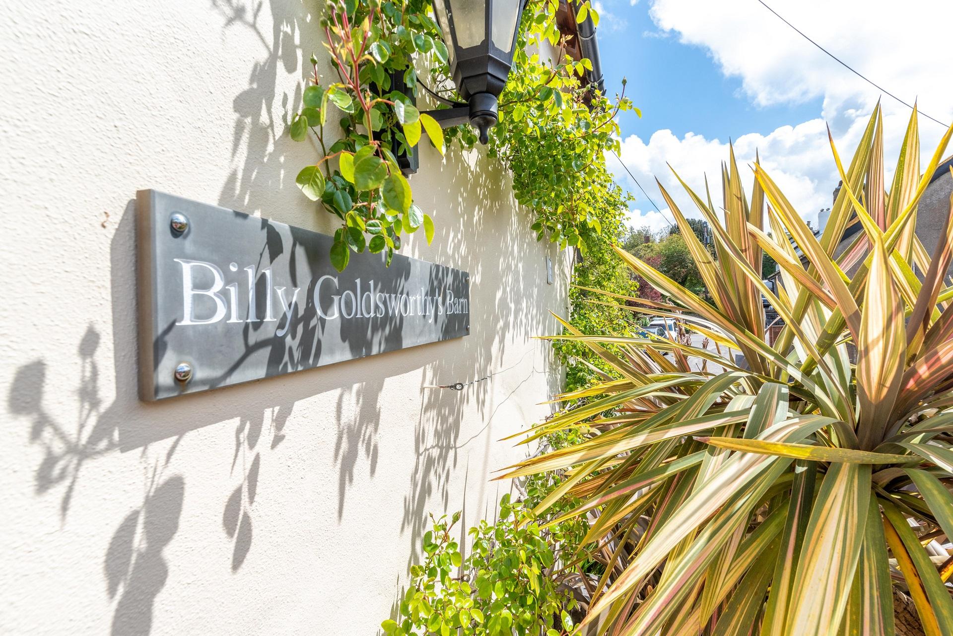 Billygoldsworthy Name