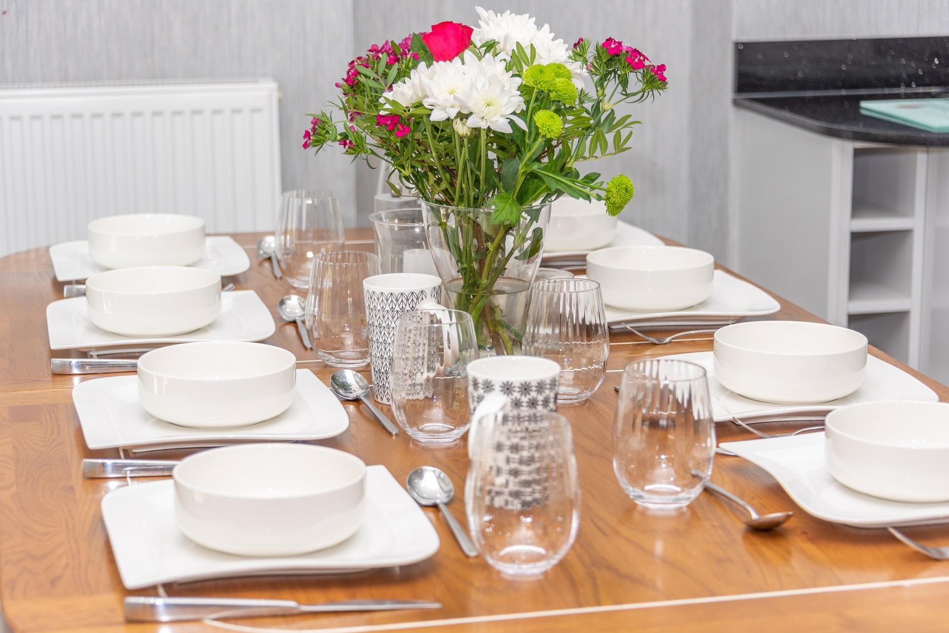 Combesgate House Kitchen 2